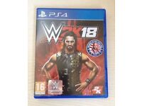 WWE 2K18 [DLC Unused] PS4