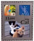 I Love My Cat Photo Frame