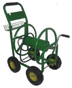 garden hose caddy. Heavy Duty Garden Hose Reel Caddy