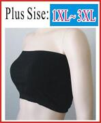 Plus Size Strapless Bra