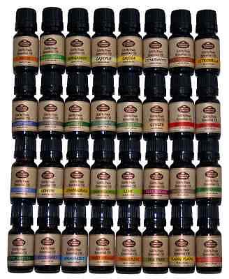 Essential Oil Ultimate Set 10 ml 100% Pure Grade-US FREE SHIP Fabulous Frannie