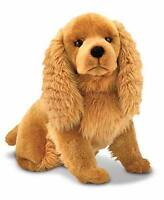 Melissa & Doug, Cocker Spaniel Dog Giant Stuffed Animal,4856