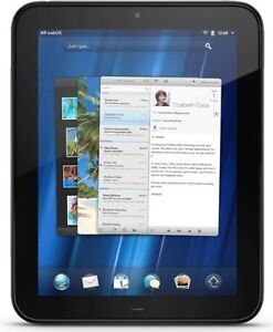 NEW HP TouchPad 16GB Tablet Wi-Fi 9.7