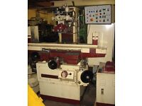 CHEVALIER MODEL FSG 618 AD SURFACE GRINDER INCREMNTAL DOWN FEED DRO 1989