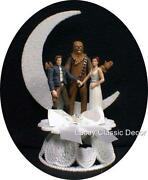 Princess Wedding Cake Topper