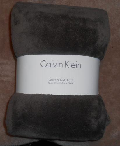 Calvin Klein Blanket Ebay