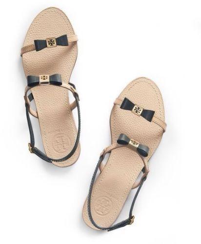 9d349a8b3304 Tory Burch Flat Sandals