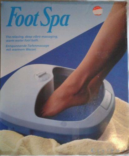 Clairol Foot Spa Spas Baths Amp Supplies Ebay