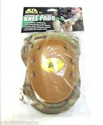 Multicam Knee Pads