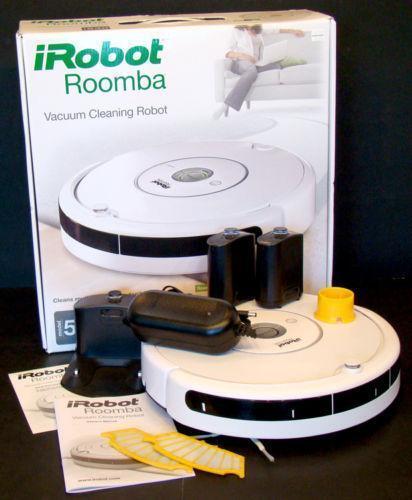 Roomba 530 Vacuum Cleaners Ebay