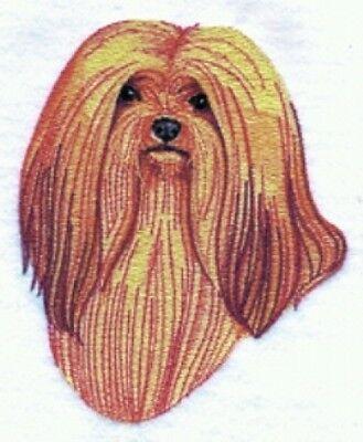 Embroidered Sweatshirt - Lhasa Apso BT2626  Sizes S - XXL