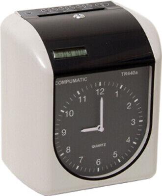 Compumatic Tr440a Heavy Duty Time Clock - New Clock Open Box