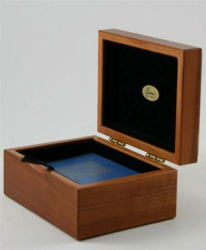 Wood Stationery Box Ebay