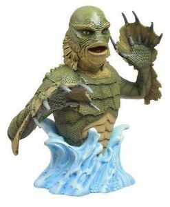 Creature from The Black Lagoon Bust Bank - Diamond Select