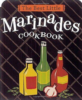 The Best Little Marinades Cookbook (Best Little Cookbooks) by Karen Adler