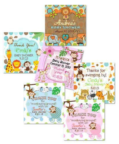 Monkey Baby Shower Party Favors: Monkey Baby Shower Favors