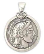 Athena Owl Coin