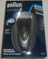 Brand New Braun Series 1 190 Rechargeable Foil Electric Shaver