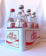 1 Liter Coke Bottle