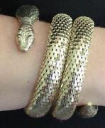 Whiting Davis Snake Bracelet