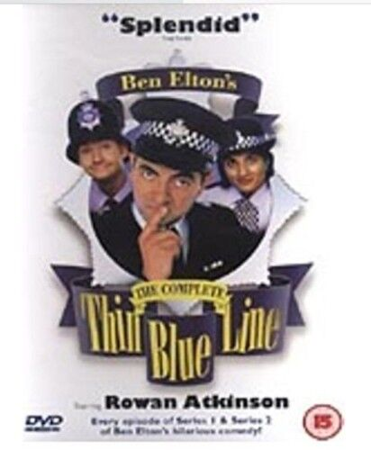 Complete Thin Blue Line-Series 1 & 2 [New ] Australia - Import, PAL Re