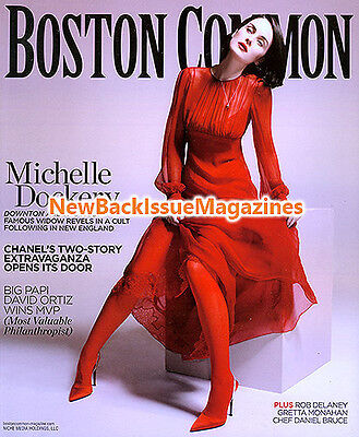 Boston Common 10/13,Michelle Dockery,Downton Abbey,David Ortiz,October (Boston Downton)