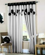 Heavy Grey Curtains