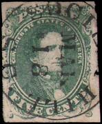Confederate Stamp
