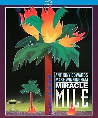 Miracle Mile  New Blu Ray  Miracle Mile  New Blu Ray  Remastered  Digitally Ma