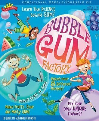 Bubble Gum Kit (Scientific Explorer Bubble Gum Factory)