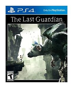The last guardians ps4
