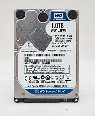 Western Digital 1TB 2.5 Playstation 4 Hard Drive