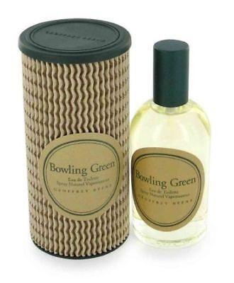 Bowling Green Geoffrey Beene Men 4 0 4 Oz 120 Ml Eau De Toilette Spray In Box