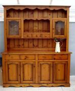 Large Kitchen Dresser
