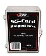Baseball Card Plastic Case