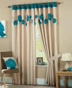extra long thermal curtains