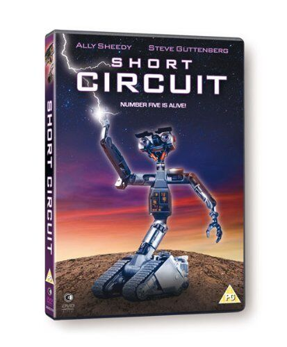 Short Circuit  - DVD NEW & SEALED - Genuine UK Edition!