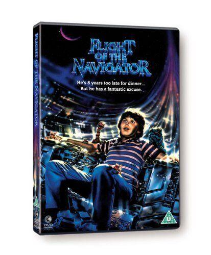 Flight of the Navigator - DVD NEW & SEALED - Genuine UK Edition!