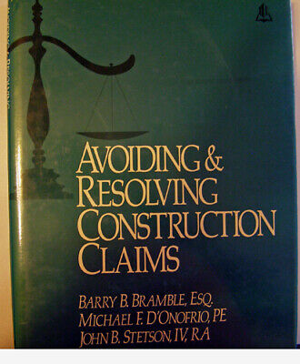 Avoiding & Resolving Construction Claims