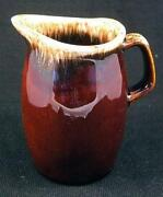 Hull Brown Drip Creamer