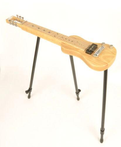 how to tune and play a lap steel slider guitar