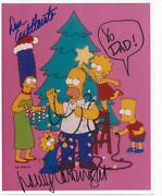 Simpsons Signed