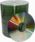 100 Blank CDs