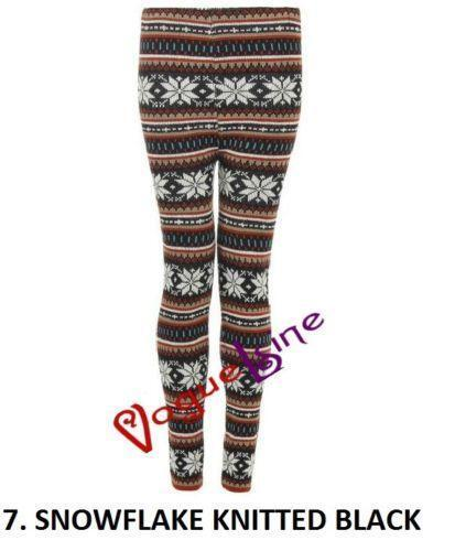 Fairisle Leggings | eBay