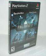 Final Fantasy XI PS2