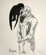 Picasso Original Lithograph