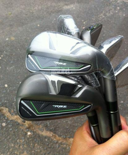 Taylor Made Golf Clubs RBZ Irons   eBay