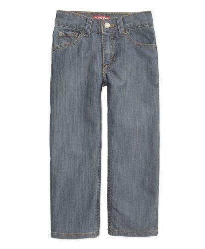 Levis Boys Toddler Jeans Ebay