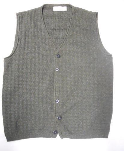 Mens Sweater Vest | eBay