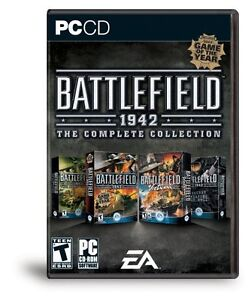 Battlefield 1942: The Complete Collection - PC (014633151848)